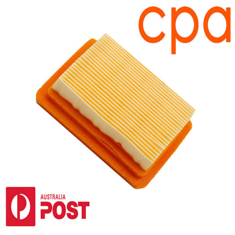 Air Filter for STIHL WHIPPER SNIPPER FS120 FS200 FS250 4134 141 0500