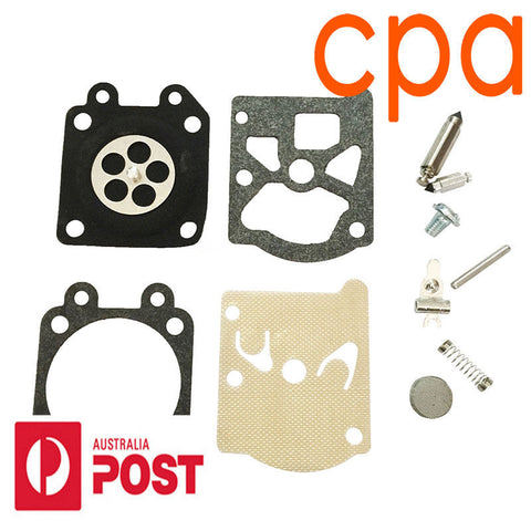 CARBY, CARBURETOR REBUILD KIT- for STIHL 024 026 MS260  WALBRO