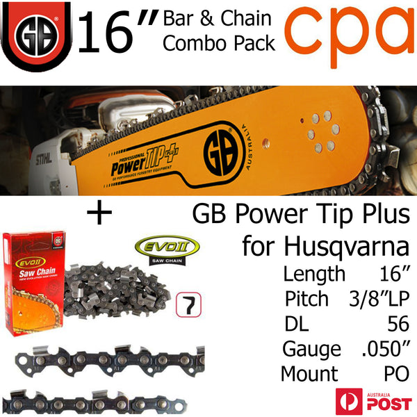 """18/"""" Guide Bar And Saw Chain Fits Tanaka 35 390 300 320 330 350 351 355 Chainsaw"""