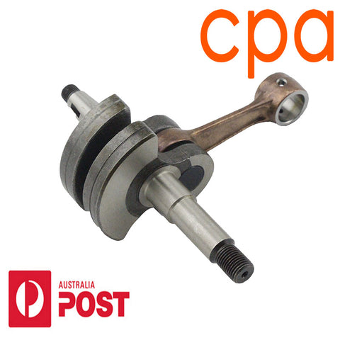 Crankshaft for Husqvarna 181 XP 281 288 394  Jonsered 2094 2095 - 501 81 49-01