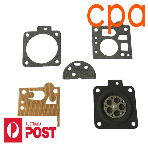 CARBY, CARB, CARBURETOR REPAIR REBUILD KIT-Bing H19 for STIHL MS381 MS380 038
