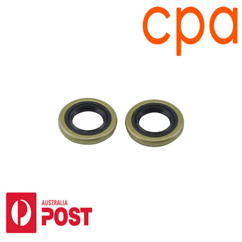 Crankcase Oil Seals, Pair for Husqvarna 51 55 254 257 262 357 359 - 505275719