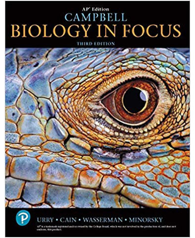 Campbell Biology in Focus AP Edition