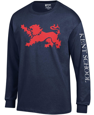Lion Long Sleeve T