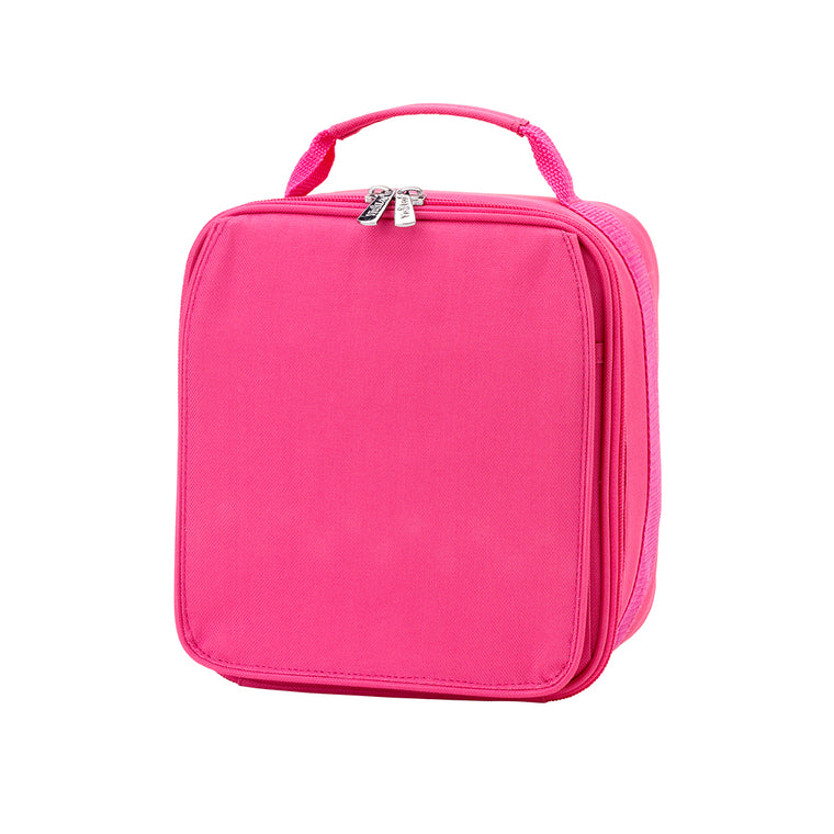 Hot Pink Lunch Box