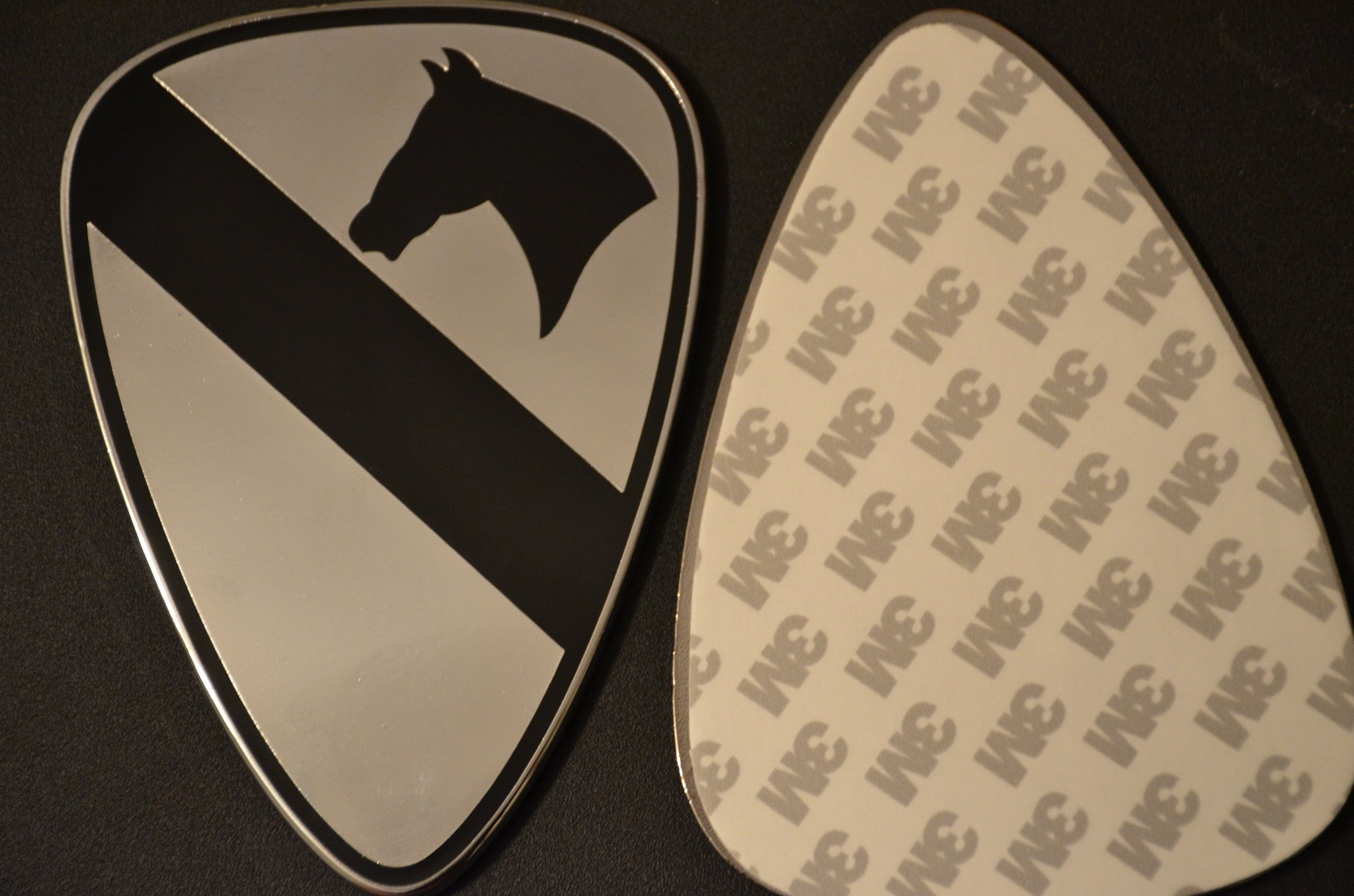 1st Cav Emblem  ...1st Cavalry Patch Meaning