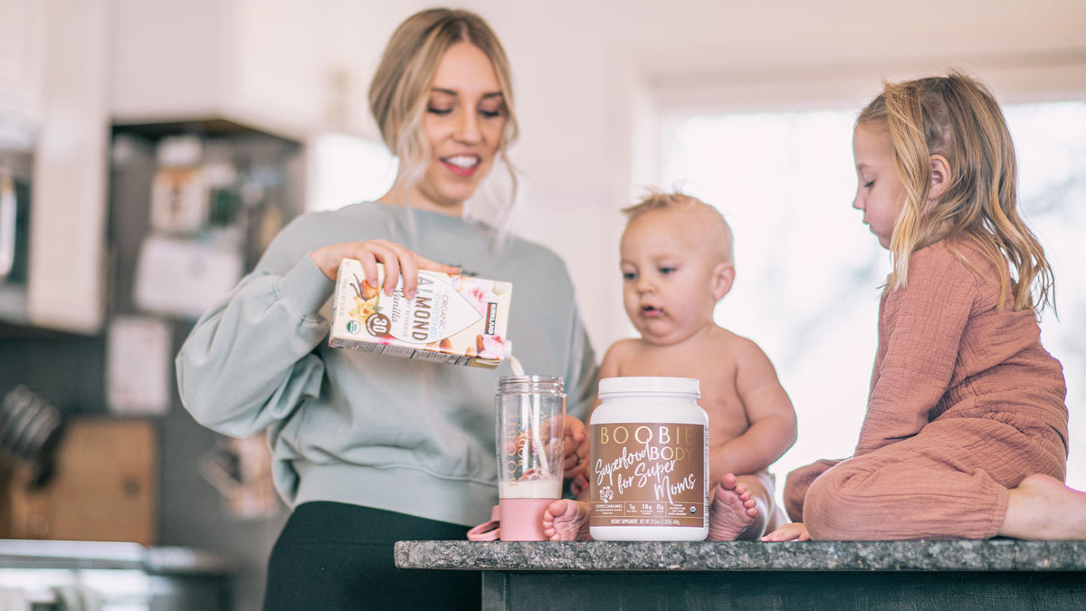 Can You Drink Protein Shakes While Breastfeeding?