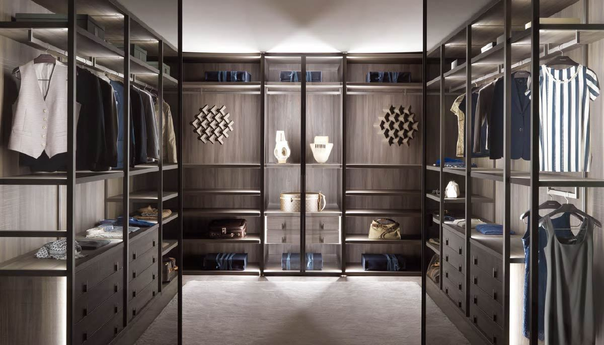 10 stunning clothes storage ideas
