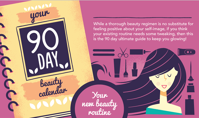 Your 90 Day Beauty Regime