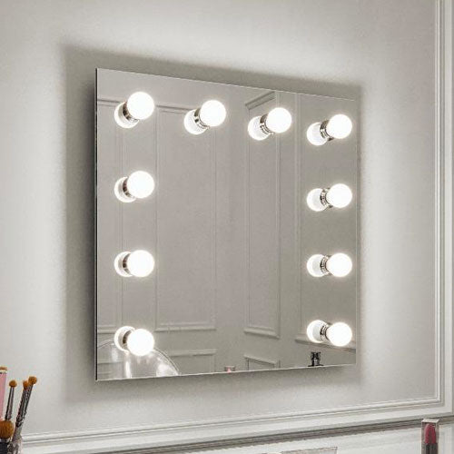 Table top Hollywood led MIRRORS for dressing tables