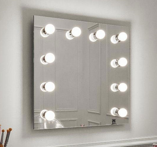 Hollywood Wall Mounted mirrors for dressing rooms