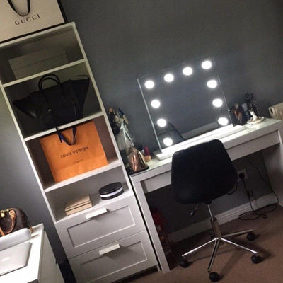 Rihanna Professional Hollywood makeup mirror