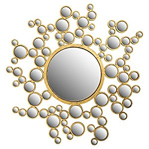 Spherical Wall Mounted Mirror