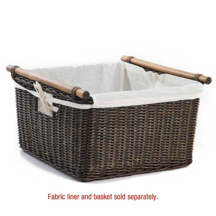 The basket Lady Fabric Liner/Storage