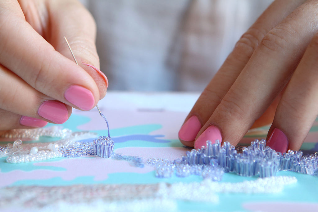 Preciously Paris Hand Embroidery