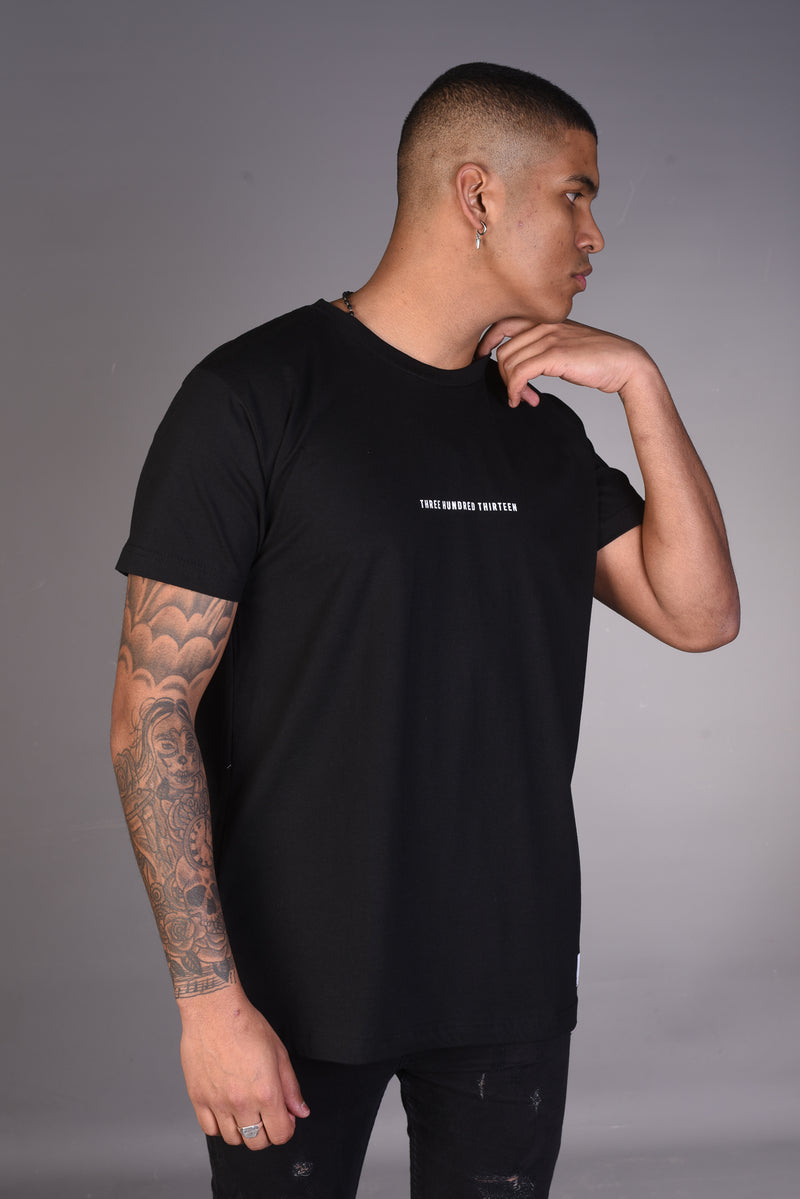 Against All Odds T Shirt - Black
