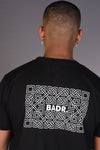 BADR Caligraphy T Shirt- Black
