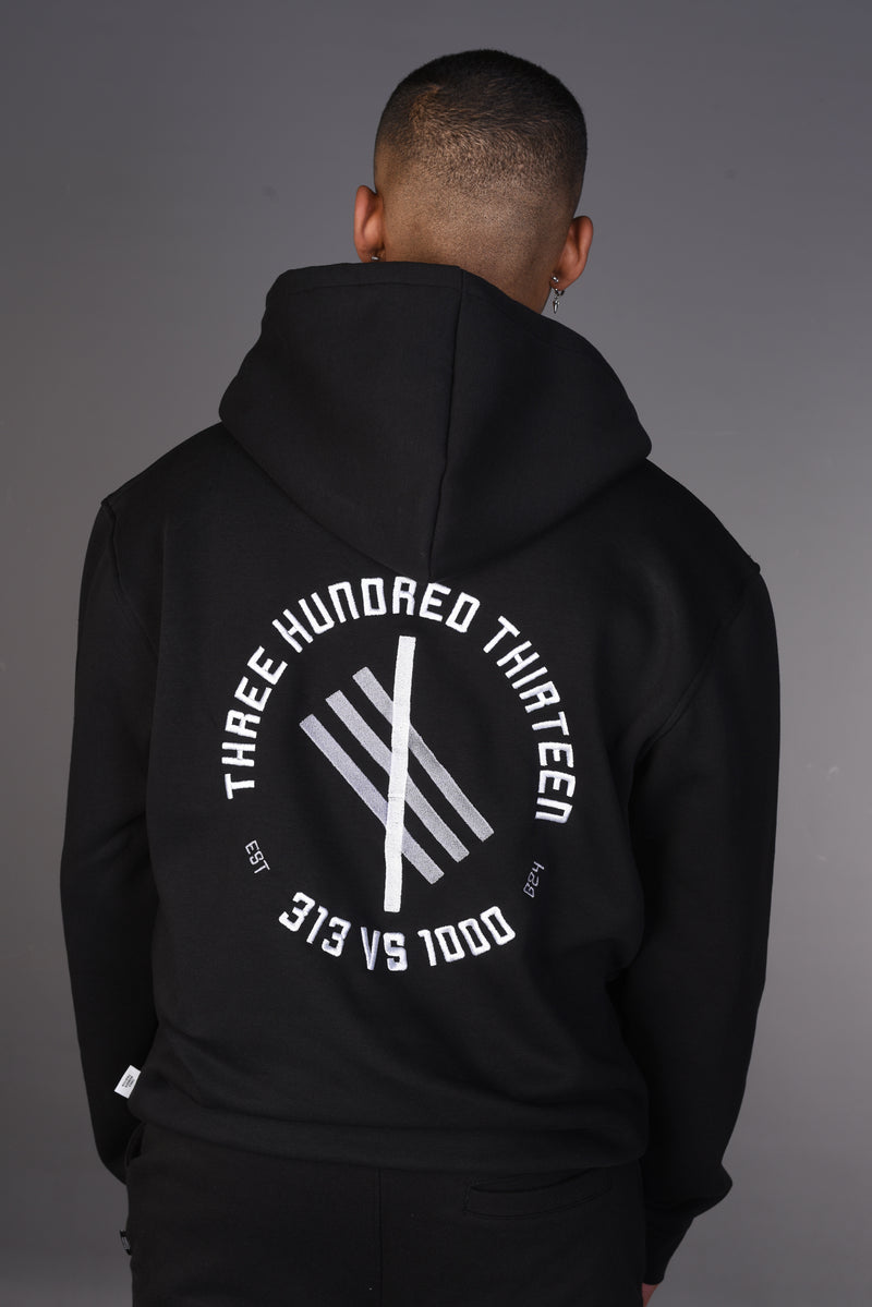 313 vs 1000 Hoody - Black