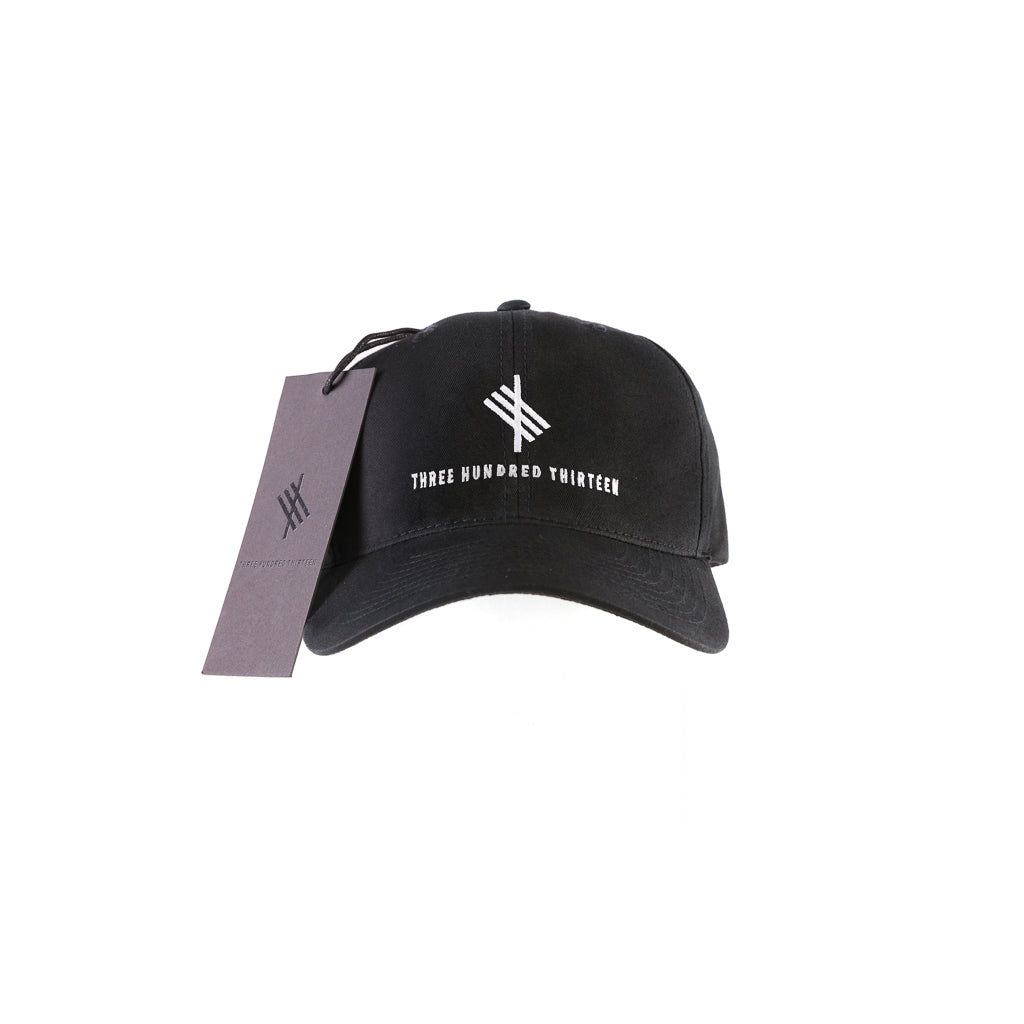 Three Hundred Thirteen Statement - Black Baseball Cap