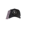 BADR - White on Black Baseball Cap