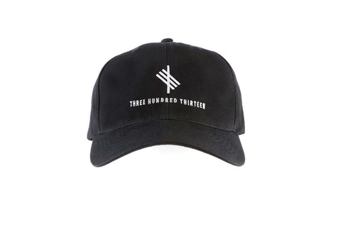 Three Hundred Thirteen Statement - White Baseball Cap