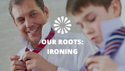 Our Roots: Ironing