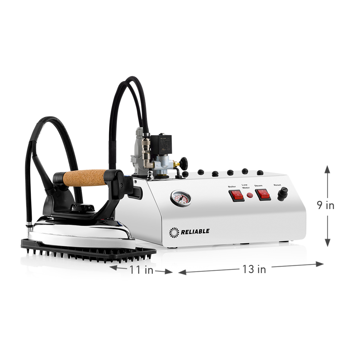 4000IS PROFESSIONAL STEAM IRON STATION DIMENSIONS