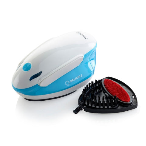 OVO 150GT PORTABLE STEAM IRON AND GARMENT STEAMER WITH ACCESSORY ATTACHMENT