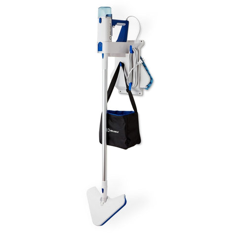 300CS Portable Steam Cleaner - wall mount view