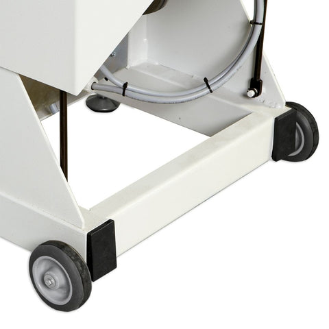 7600VB PRO VACUUM & UP-AIR PRESSING TABLE - WHEELS