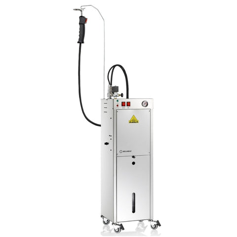 9000CD AUTOMATIC DENTAL LAB STEAM CLEANER