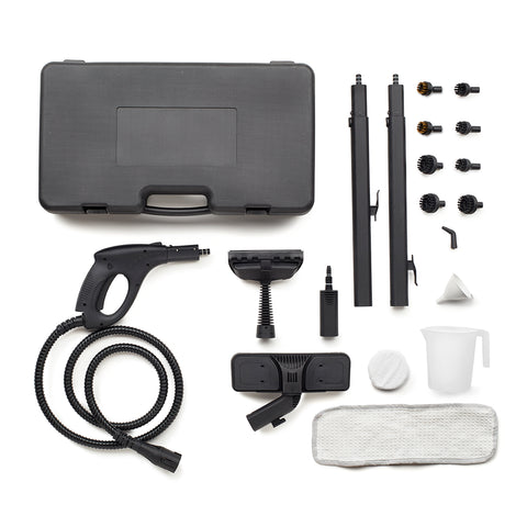 225CC-R BRIO HOME STEAM CLEANING SYSTEM WITH KIT