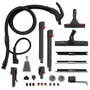 TANDEM PRO 2000CV COMMERCIAL STEAM CLEANING SYSTEM - ACCESSORY KIT | WHATS IN THE BOX