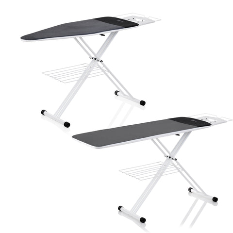 320LB 2-IN-1 PREMIUM HOME IRONING BOARD W/ VERAFOAM COVER SET