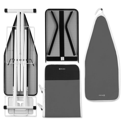 THE BOARD 300LB 2-IN-1 HOME IRONING BOARD - WHATS IN THE BOX