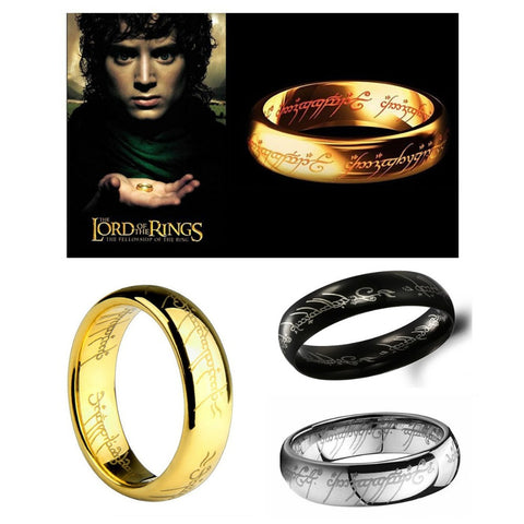 FREE Lord of the Rings Sauron One Ring To Rule Them All