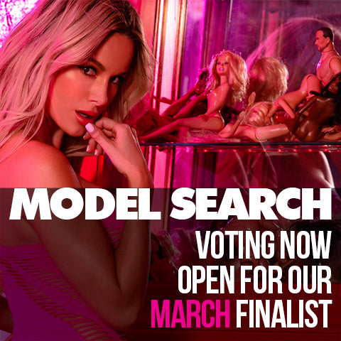 Pink Lipstick Model Search - Vote Now!