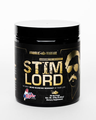 STIM LORD PREWORKOUT