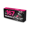 167 BEARINGS (7mm) 16pk