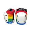 slim knee pad - rainbow