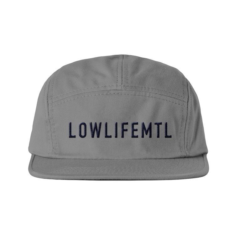 lowlife - Seagull 5 Panel Hat