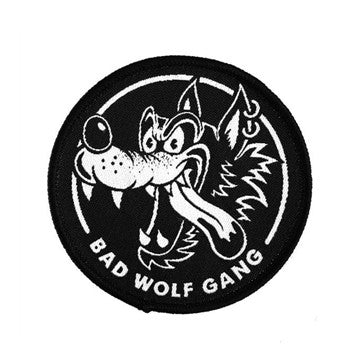 broke and stoked - Bad Wolf Gang Patch
