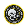 Drinking Club Patch