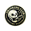 Drinking Club Pin