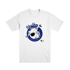 RHYTHM & BRUISE T-SHIRT WHITE