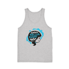 LEAGUE LOGO TANK GREY