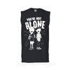 QSA x LOWLIFE collab - you're not alone muscle tank