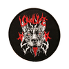 charlie metal 3'' Patch