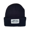 LOGO Ribbed Toque