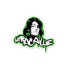 LA RACAILLE 3'' Sticker